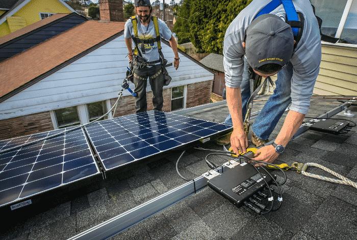 microinversor fotovoltaico