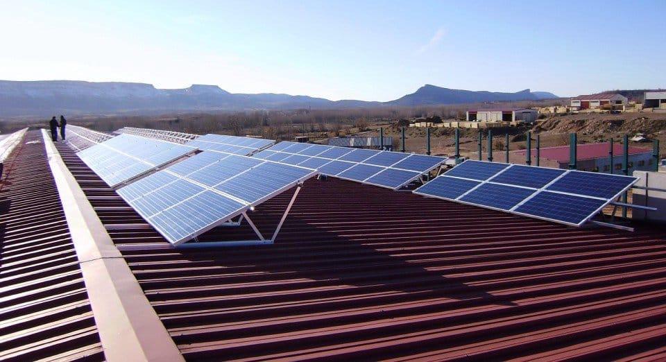 mejores estructuras para placas solares