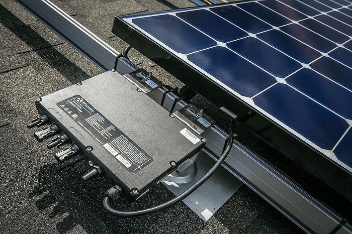 microinversores solares que son