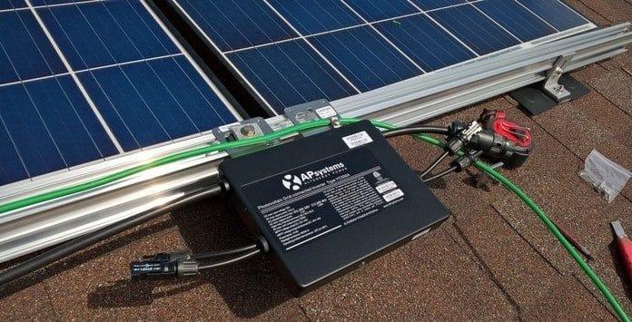 microinversores fotovoltaicos tipos